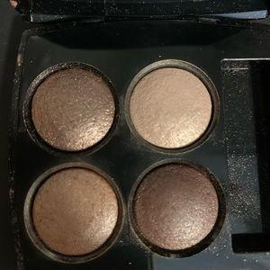 Chanel quad eyeshadow palette 226 tisse rivoli
